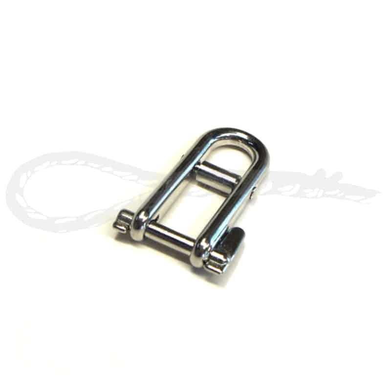 Schlüsselschäkel mit Steg