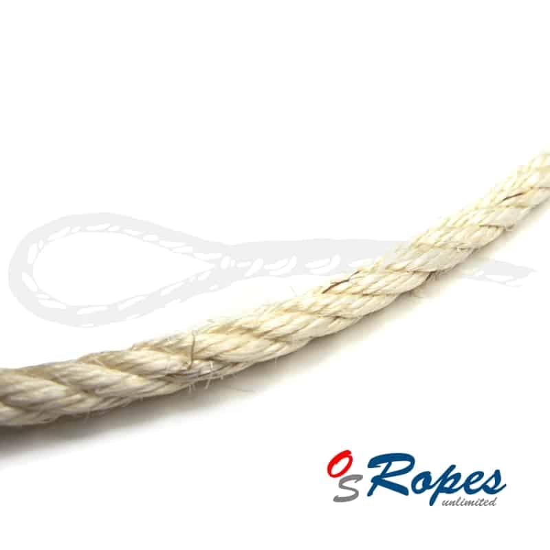 Naturfaserseil Sisal OS-Ropes