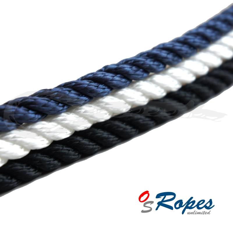 geschlagenes Polyester Poly-Twist OS-Ropes