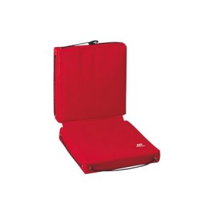 Schwimmfähiges Sitzkissen - rot
