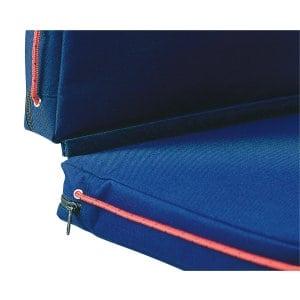 Schwimmfähiges Sitzkissen - Blau